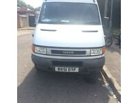 Iveco reliable van and good working condition.
