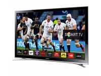"Samsung UE32J4500 32"" HD Ready Smart LED TV with Built-in Wifi HDMI .....Sealed"