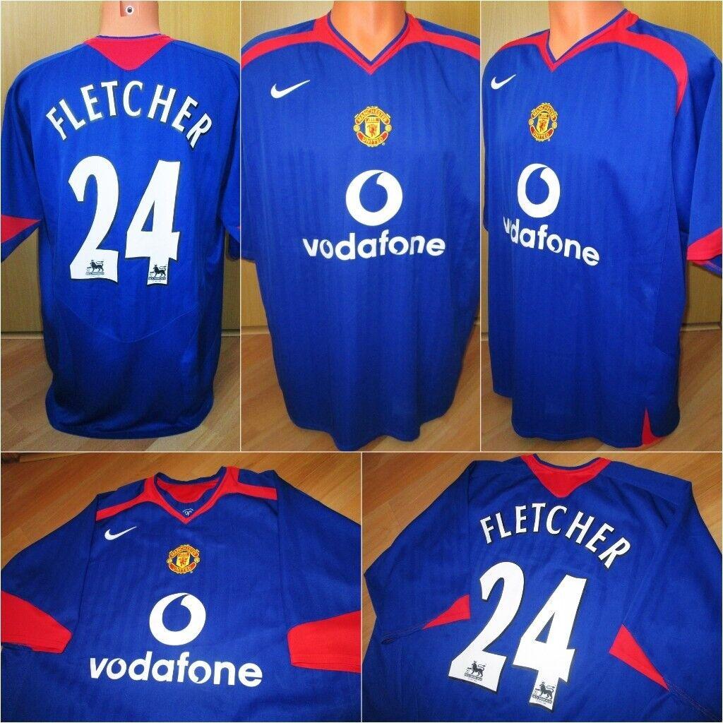 finest selection 61648 2a2b8 Nike Manchester United Jersey, Shirt / 2005-06 / #24 Darren Fletcher | in  Cleobury Mortimer, Worcestershire | Gumtree