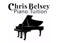 Piano Lessons for Beginners, Intermediates, Casual Learners, and School Pupils seeking extra Tuition