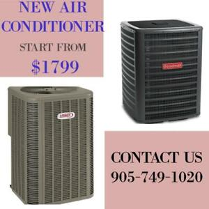 NEW AIR CONDITIONER WITH INSTALLATION