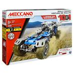 Meccano 10 model set Rally Racer