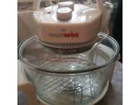 Hallowave Halogen Oven *Mint Condition*