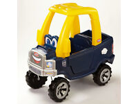 little tikes truck....as new immaculate condition only used outside a few times....