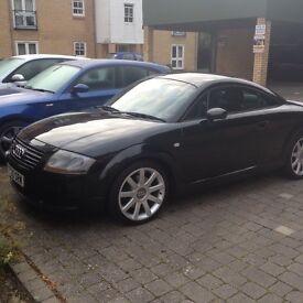 Audi TT 225bhp (2002)