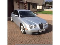 Jaguar S Type Spirit 2006