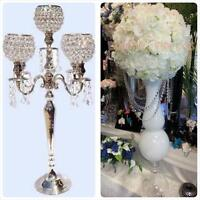 Candelabra Rental $20,Head table & stage decor, Bridal bouquets