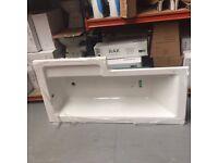 L Shaped Bath 1700x700 (Brand New Unused)