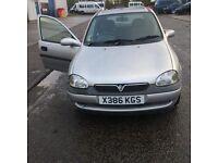 Vauxhall Corsa 1.2 xreg (New MOT)