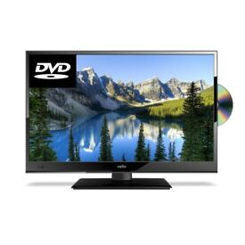 """Cello C16230F 16"""" HD Ready LED Digital TV with built in DVD player............New"""