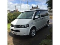 VW T5 (T28 Transporter ) 2011 2.0 tdi Camper Van conversion Candy white Warwickshire area £21500 ono