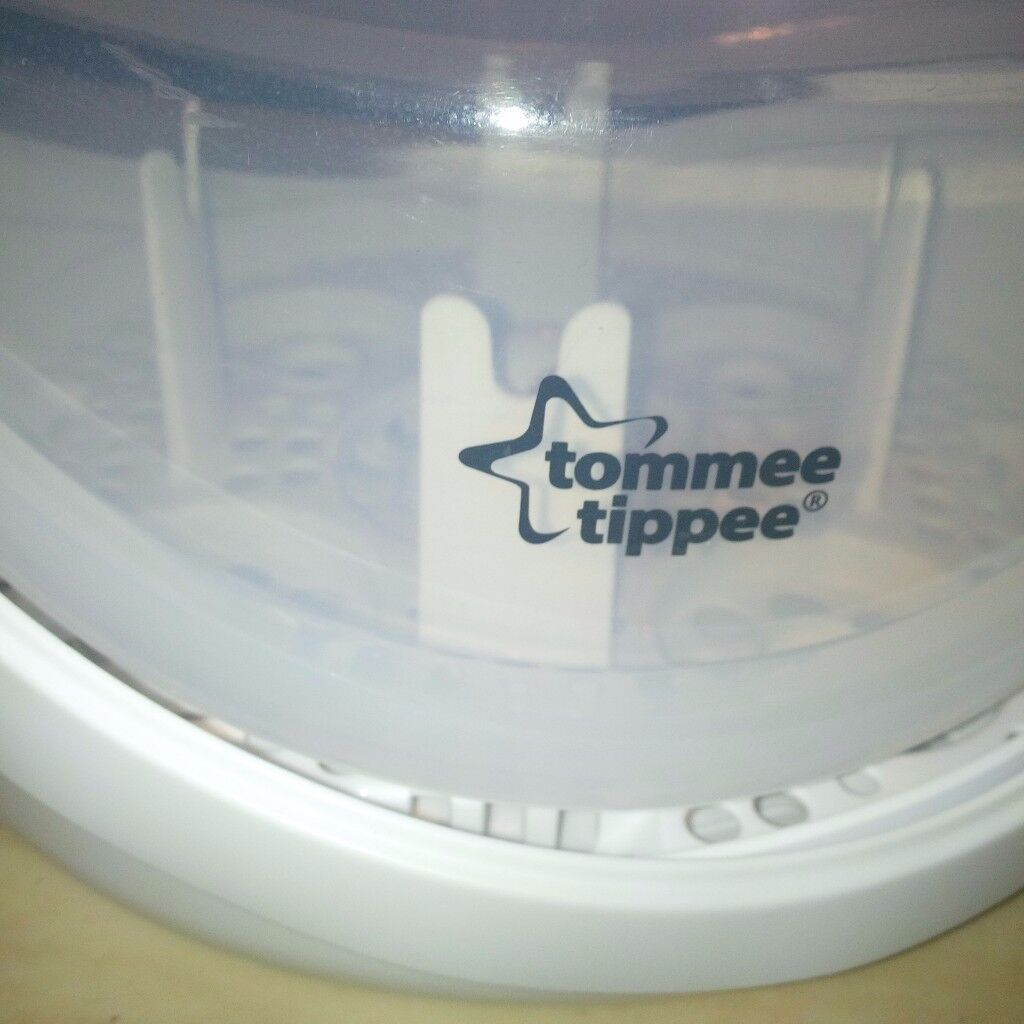 Microwave Tomee tipee sterilizer, Baby monitor & food/bottle warmer