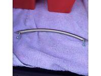 Brushed steel cupboard handles (kitchen or bedroom) 14