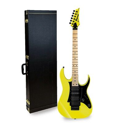 Ibanez RG550DY Electric Guitar With FREE Hard Case, Made in Japan, Sun Yellow for sale  Mobile