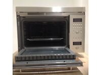 Neff Microwave Oven Grill Used