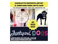 Exciting Art Exhibition / Solo Show - Charlotte Esposito Artist