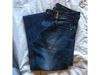 Mens Superdry jeans