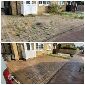 Driveway and patio cleaning 20% off