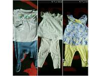 Baby cloths 0 to 3