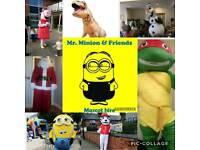 Mascot hire