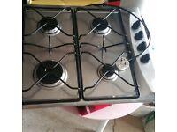 Kitchen gas hob