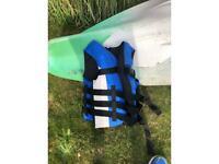 Water ski vest