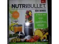 Nutri Bullet Brand New In Box