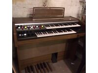 Yamaha Double Keyboard electric organ Club style Now Price Dropped