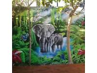 Mural artist - Graffiti ,Airbrush art