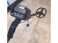 Garrett At Pro International metal detector with accessories & wireless headphones