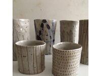 Ceramic Workshop - Coil Built Vases