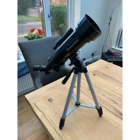 Celestron travel telescope