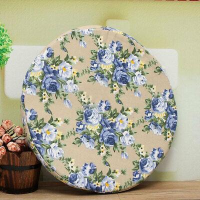 Runde Patio Kissen (38cm Stuhlkissen Runde Sitzauflage für Esszimmer Patio Lounge Pad Orchid)