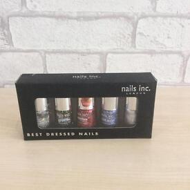 Nail inc set