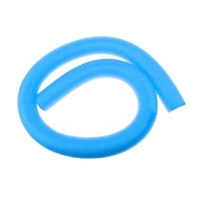 Flexible Schaumstoff Pool Nudeln Aqua Schwimmen zum Schwimmen-Lernen Blau
