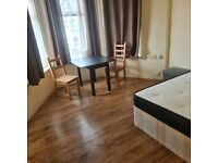 Beautiful Studio Flat Available in Chichele-Road-Brent-Housing benefit Accepted