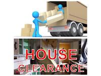 24/7 CHEAP Man&VAN, HOUSE REMOVALS , WASTE CLEARANCE, RUBBISH REMOVAL, ASSEMBLING AND DISMANTLING
