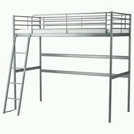IKEA Steel loft bed frame