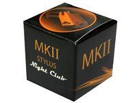 BRAND NEW Ortofon Nightclub E MkII Replacement Stylus For Ortofon Concorde Nightclub MkII Cartridge