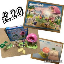 Playmobil sets (various)