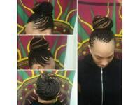 Hairdresser Starter Locs Faux crochet Plaits Twist braids Interlock Retwist