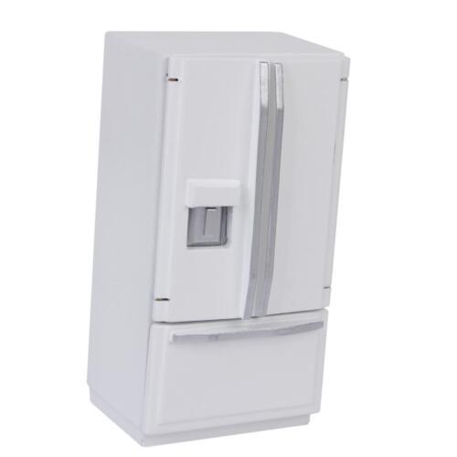 1/12 Scale Dollhouse Miniature Modern Kitchen Furniture Fridge Refrigerator