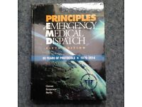 Principles of Emergency Medical Dispatch (5th Edition) Hardcover Textbook