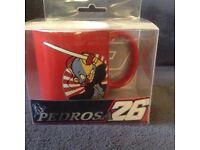 Dani Pedrosa MotoGP Mug