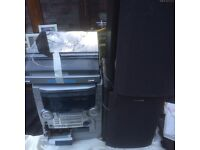 Awai stereo with turn table