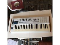 Arturia Keylab 49 usb midi controller with arturia analog lab software. Boxed