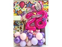 Helium Balloons and Balloon Gifts For Delivery To Your Door