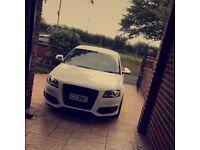 Audi A3 s3 2010 auto. 4500 miles.