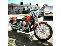 Yamaha xvs650 dragstar Sale or swop