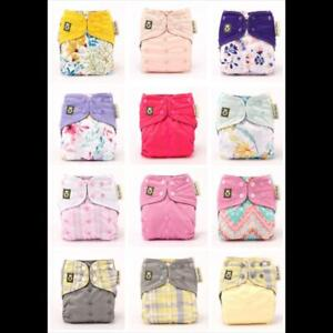 PREMIUM Cloth Diapers and Accessories (FlexiNappy by CUTIE PATOOTIE)